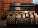 Máquina registradora do passado...